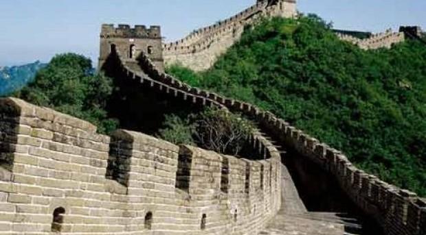 Inconfondibile Cina