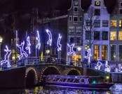 Amsterdam - Light Festival