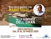 Esclusivo Viaggio con Mario Tozzi